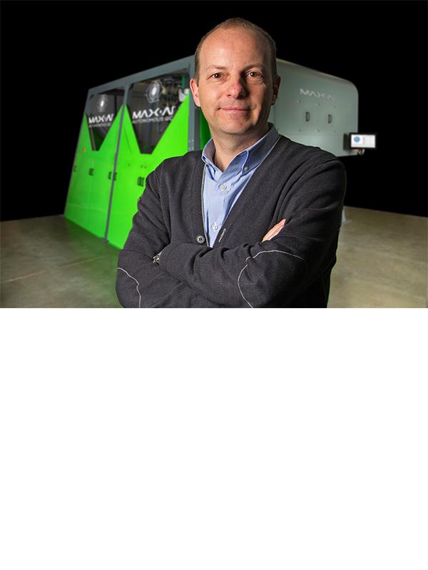 Matthias Erdmannsdoerfer Named Managing Director of Max-AI®